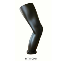 Male leg mannequin sex product for display sports socks kneecap