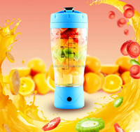 500ML Juicer Charging Juice Cup With scale Electric Juicer Cup Mini Portable Fruit Juicer