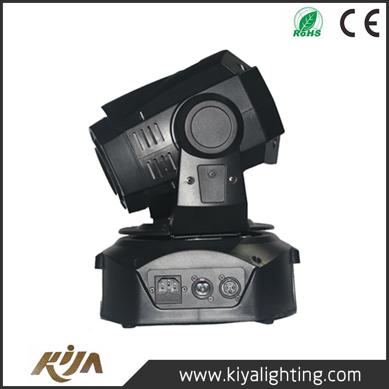 Professional Stage Lighting 16CH Gobo 90w Mini Spot 90w LED Moving Head Light