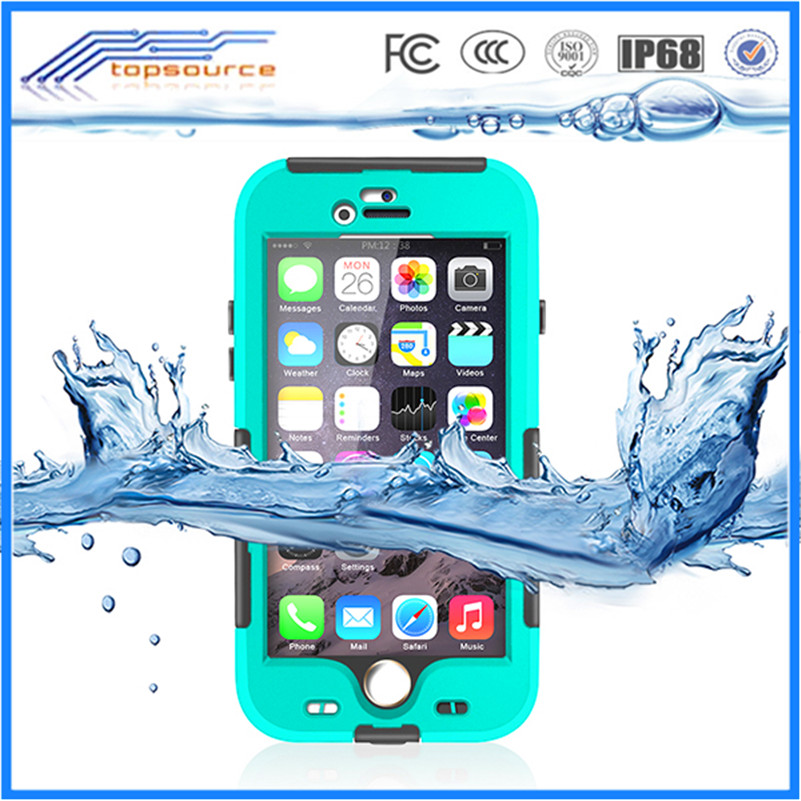 Summer hot sale phone cases new arrival life water proof case for iPhone 6