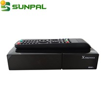 Hd Dvb-s2+C2/T Twin Tuners card sharing X solo mini 3 Combo Digital Linux Os enigma 2 4G flash combo satellite tv receiver