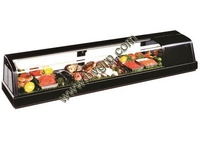 BSR0050 Counter top Sushi Showcase, Sushi Display Refrigerator Cabinet