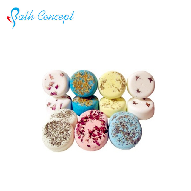 2018 hot sales colorful ball Fizzy bath bombs