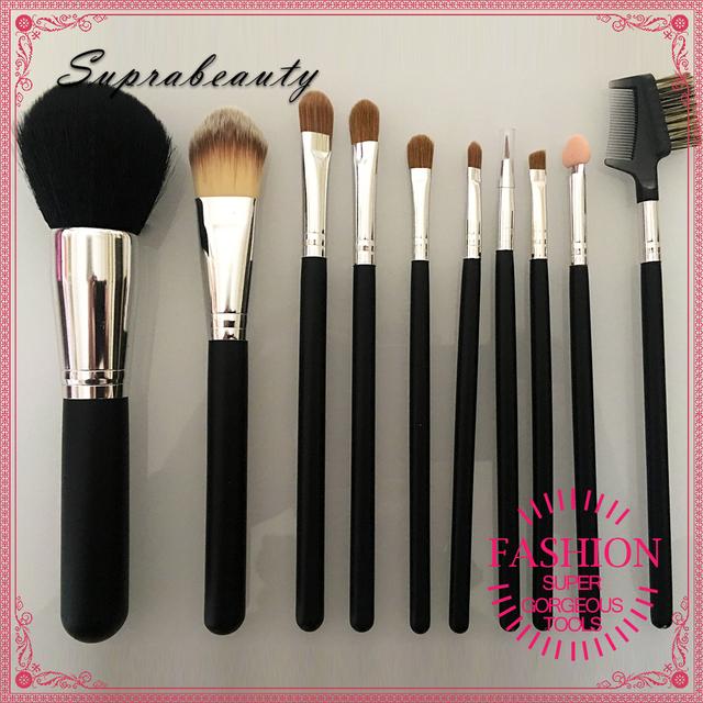 Goat hair short handle Makeup Powder brush chinese cosmetics