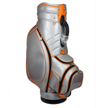 Hot Selling armor type luxury PU golf bag