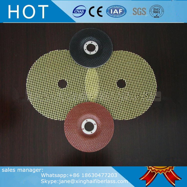 good quality fiberglass reinforced discs for grinding wheel China suppliers direct for sale