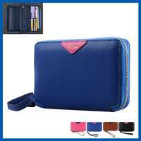 C&T Newest Elegant leather pouch case for iphone 6 plus