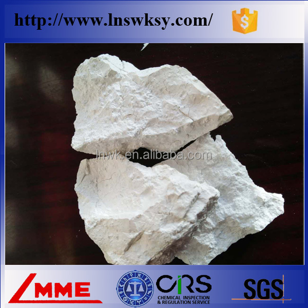 LMME kaolin particles as plastic and ink