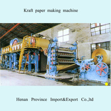 full automatic paper making prodution line copy paper making machine