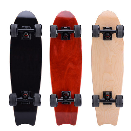 7 ply Canadian maple skateboard maple cruisr skateboard