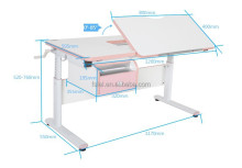Multifunctional ergonomic adjustable Kids Study Table