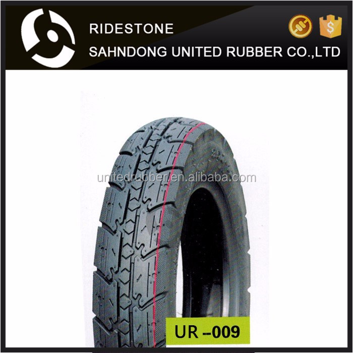 China Manufacturer Wholesale Factory Price 3.00-14 Motorcycle Tire
