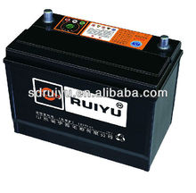 Wholesale JIS/DIN Standard Dry Charged Auto Battery, Best Price Truck/ Car /auto Battery 12v 75Ah, Battery Made in China