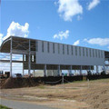 steel structure prefabricated warehouse construction costs