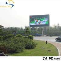 Outdoor LED P16 Full Color Advertising Display