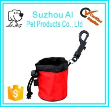 Customized Nylon Snacks Training Treat Pouch Durable Pet Dog Treat Bag