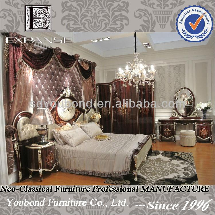 2014 Yb19 Royal Furniture Bedroom Sets - Buy Royal Furniture ...