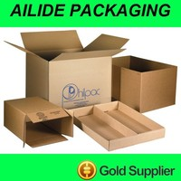 cheapest corrugated box package carton manufacturer in china