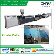 Plastic PET filament extruder machine / Monofilament making machine