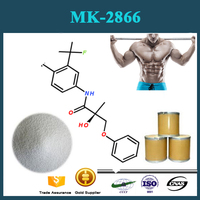 Provide high purity sarms/LGD-4033//ostarine(MK-2866)//andarine//gw501516//aicar//mk-677 high purity human growth hormone