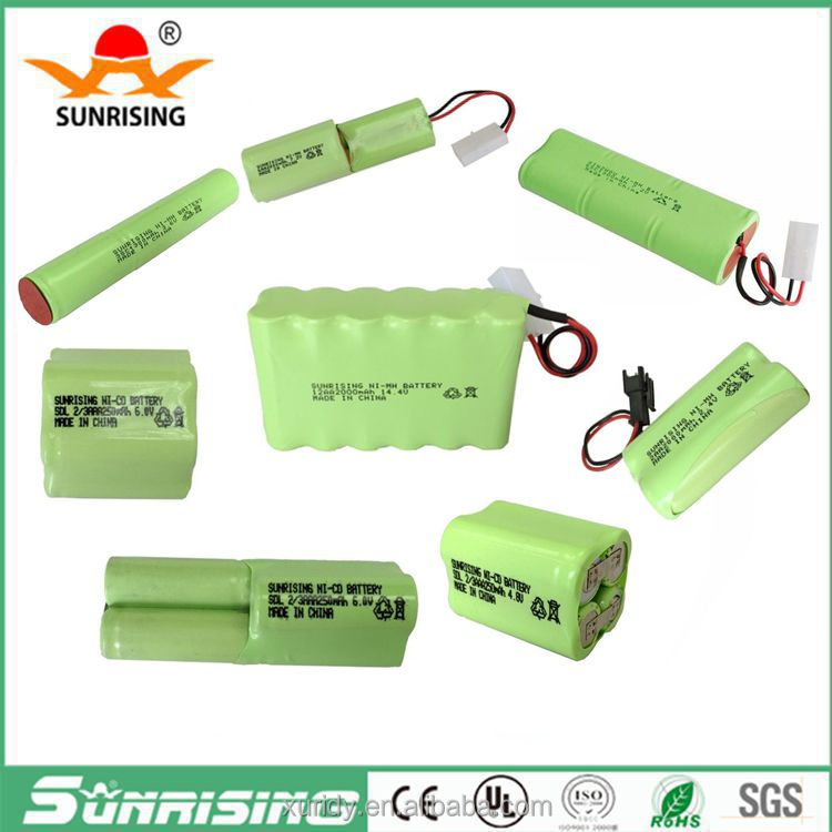 NIMH battery pack AA AAA 2/3AA 2/3AAA SC Rechargeable batteries