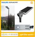 Aluminum Lamp Body Material and IP65 IP Rating solar led street lamp/light