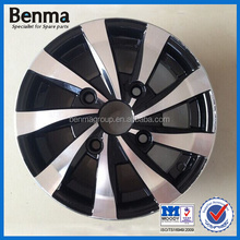 motorcycle parts used aluminum alloy wheels