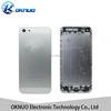 China Manufacturer For iPhone 5 Back Cover Housing