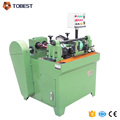 Hex head bolt making machine two roll type thread rolling machine