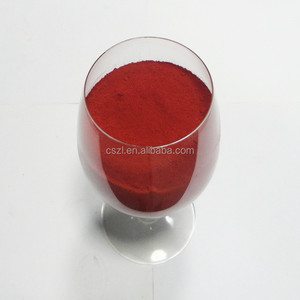 Iron oxide pigment red 130 for painting and coating