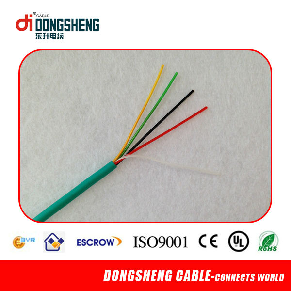 Best price 4C Telephone Cable, 4 Cores Telephone Cable