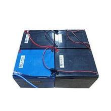 48V 40Ah rechargeable li-polymer battery pack with Case for Electric motorcycle