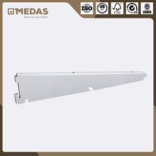 Medas Customized Design High Quality Metal Shelf Bracket With Plastic Cover