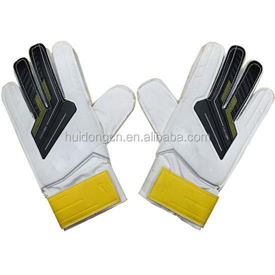 Finger Protection Goalkeeper Gloves Professioal Soccer Thickened Latex Football Training Custom Football Goalkeeper Gloves