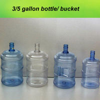 PET/PC 5 gallon water bottle/ 5 gallon bottle