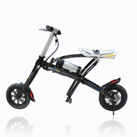 2015hot selling high quality chinese battery power folding electric scooter