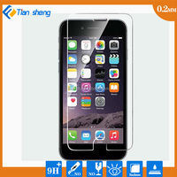 Best Quality Glass Tempered Screen Protector For iphone 5 With Retail Box