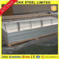China mirror finish BAOSTEEL 430 stainless steel sheet/plates