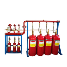 Hot fire fighting products FM200 network gas fire extinguishing equipment