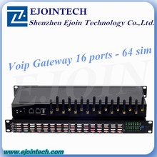 16 channel 3g cdma gsm mobile phone voip gateway