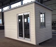 China Made Modular Mobile Container Homes