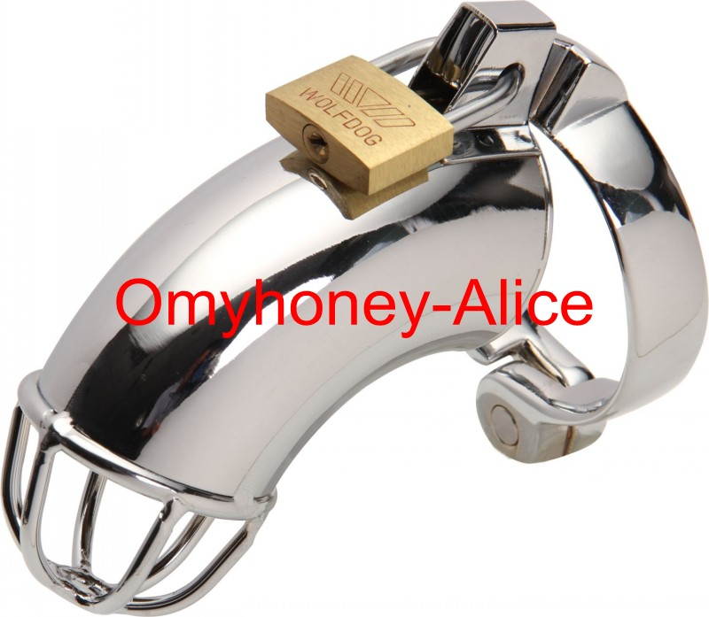 Hot!2014 Best <strong>Price</strong> Cock Ring Metal Penis Cage Cock Cage Sleeves Sex Toys for Men <strong>M100</strong>