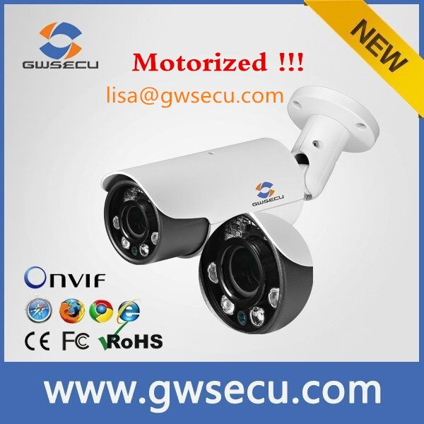 GUOWEI SECURITY factory 2 megapixel SONY sensor IPC waterproof ip survilance camera