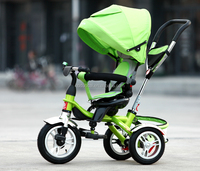 New Model Kids Tricycle With Canopy