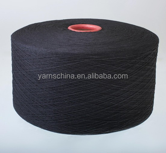 hot sell white color open end 100 cotton yarn manufacturers
