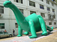2014 Hot sale new fashioned High quality inflatable cartoon model,inflatable giant dinosaur,inflatable model for promotion