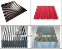Any size metal roofing sheet