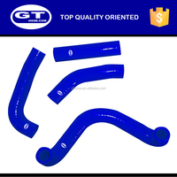Motorcycle silicone hose kits for KTM 50SX 50 SX Radiator Hose Kit