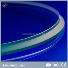 Tempered Glass For Lamp Cover