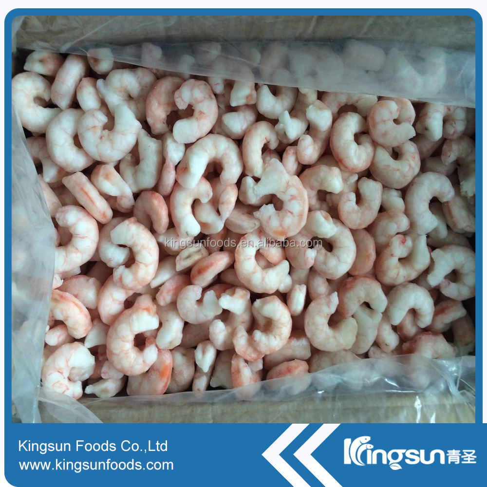 High Quality Frozen Red Shrimp meat (Solenocera)